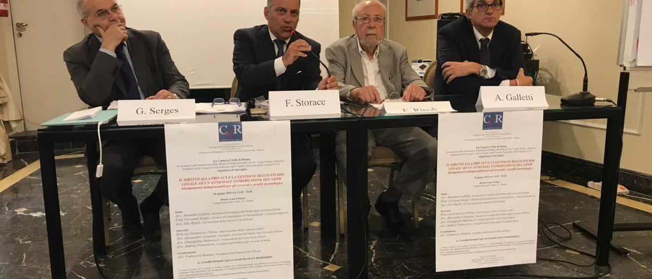 Siglato il Protocollo per udienze da remoto o con trattazione scritta al Tribunale di Roma